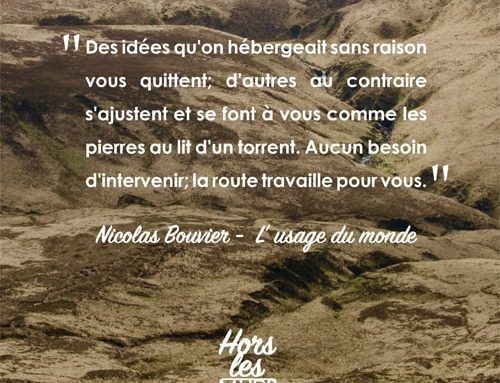 Nicolas Bouvier – L'usage du monde